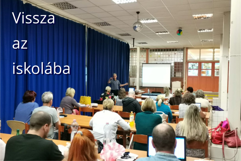 Iskolai előadás újratöltve